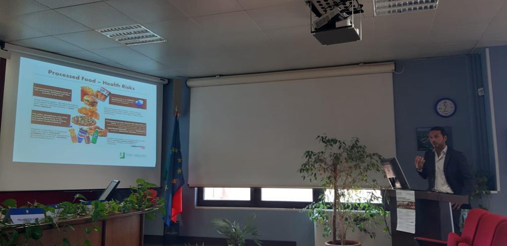 Convegno Reggio Calabria Dieta Chetogenica Dott. Marco Marchetti 4