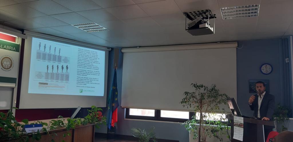 Convegno Reggio Calabria Dieta Chetogenica Dott. Marco Marchetti 5