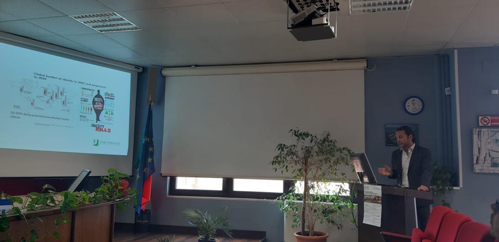 Convegno Reggio Calabria Dieta Chetogenica Dott. Marco Marchetti 2