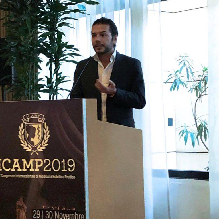 Convegno – 4 Congresso Internazionale di Medicina Estetica Pratica  ICamp