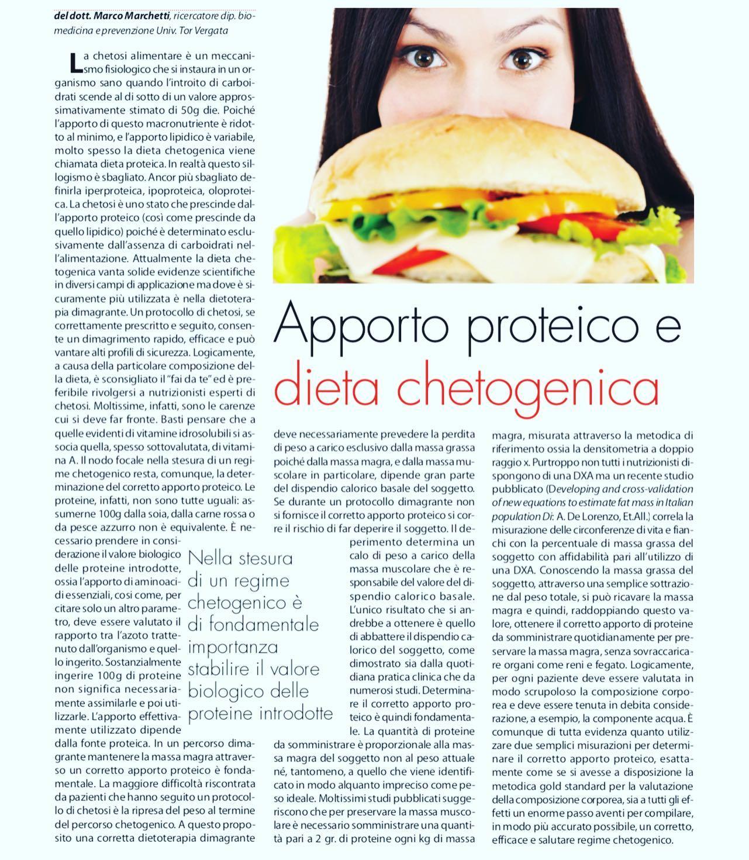"""Rubrica """"Il Farmacista Risponde"""" -Apporto proteico e dieta chetogenica"""