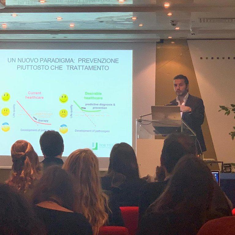 "Convegno –  ""Liver pathology and Nutrition"""