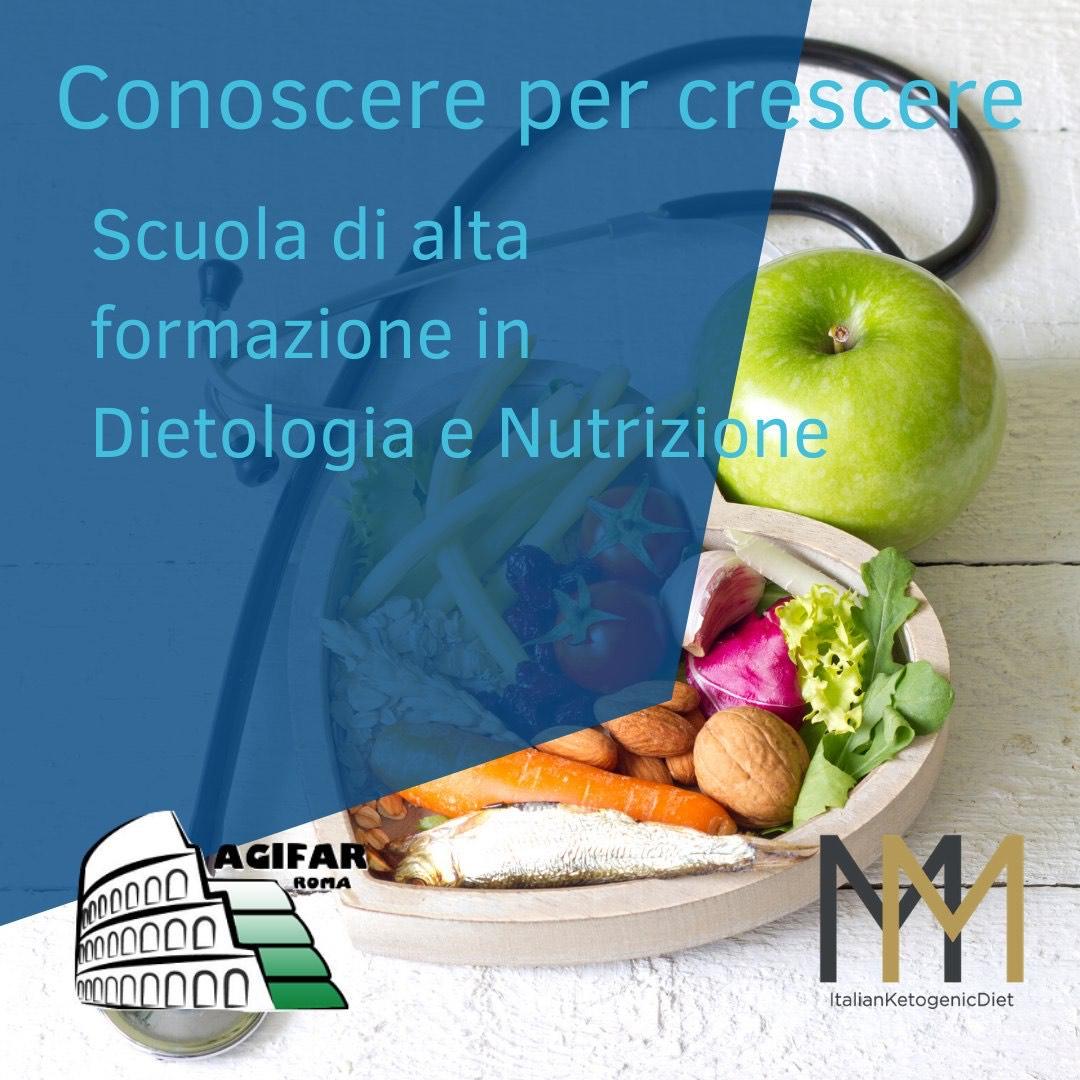 Corso ECM Scuola di alta formazione in Dietologia e Nutrizione